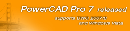 PowerCAD Pro 7 Released
